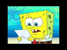 The Physical Limitations of Life Underwater (Spongebob) - YouTube