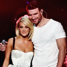 Carrie Underwood and Sam Hunt's Grammys Performance Pictures