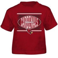 Arizona Cardinals Toddler Meshed T-Shirt - Cardinal 0c98f0063