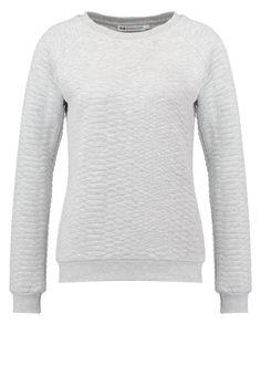 Ein schöner Pullover für jeden Tag. Even&Odd Sweatshirt - light grey melange für 29,95 € (20.12.15) versandkostenfrei bei Zalando bestellen.