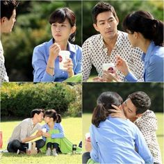 [SPOILER] 'My Daughter Seo Young' Lee Sang Yoon Kisses And Proposes To Lee Bo Young