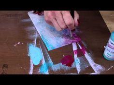 PaperArtsy: Grunge Paste - techniques, ideas and Blending Markers, Spectrum Noir Markers, Mixed Media Tutorials, Card Making Supplies, Craft Tutorials, Video Tutorials, Art Journal Inspiration, Craft Videos, Art Techniques