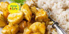 Healthy recipe: Chicken and banana korma