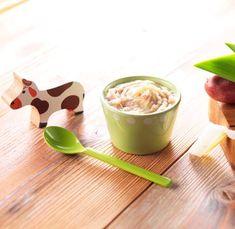 Recette bébé: Côte d'agneau à la compote de pommes pruneaux |Blédina | Blédina
