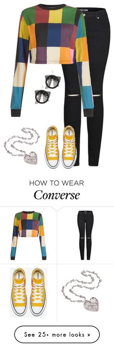"""""""Colour in Winter"""" by burtiva on Polyvore featuring 2LUV, House of Holland and Fallon"""