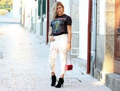 Coco and Jeans: Look | Rock and Lace