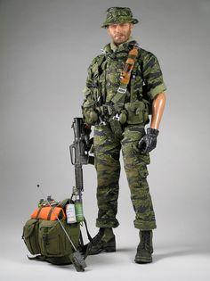 LRRP circa Vietnam uniform/kit
