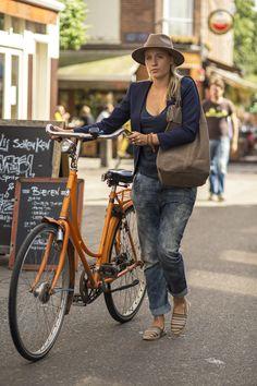 #fashion #bike #streetfashion #Amsterdam