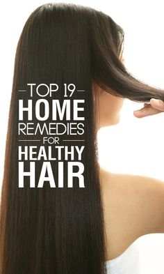 Getting healthy and bouncy hair now made easy for you. Read on to know various home remedies for healthy hair. To look your best, it is must ...