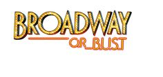 PBS>>> Broadway or BUST.  Documentary series that tells the real life stories of America's top high school musical performers in the ultimate competition to be the nation's next Broadway STAR!