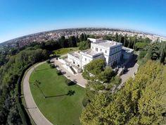#4 Villa Miani E' una delle location più maestose di Roma, una villa immersa nel verde di Monte Mario