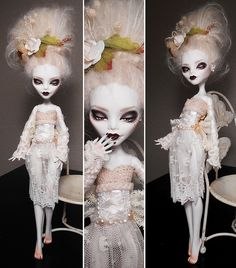 Monster High Cupid Commission | Flickr - Photo Sharing!