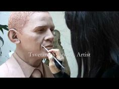 Jim Gion Sculpture Series - Applying the Measurements - YouTube