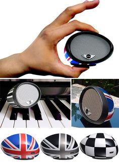 MINI Bluetooth Speaker: 'Compact MIRROR'