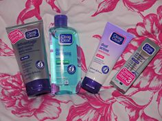 Skin Care Challenge // Clean & Clear #Blogger #Skincare #Cleanandclear