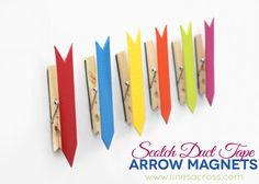 Arrow Magnets