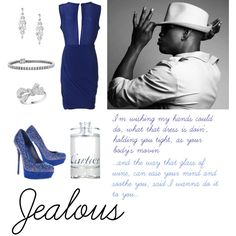 Jealous by silversilvia on Polyvore featuring moda, By Malene Birger, Gianmarco Lorenzi, Astley Clarke, Blue Nile, Jon Richard and Cartier