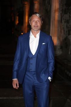 "[October 24] ""Doctor Strange"" - Red Carpet Launch Event - 019 - Mads Mikkelsen Source"