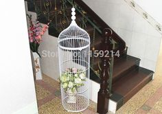 Type: Birds is_customized: Yes Diameter: 30 cm Brand Name: YY Material: Metal Volume: 70 Length: 30 cm Size: L Height: 100 cm Usage: Cages & Accessories Width: 30 cm Weight: 8000 g Model Number: 788 c