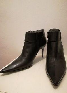 Kaufe meinen Artikel bei #Kleiderkreisel http://www.kleiderkreisel.de/damenschuhe/stiefeletten/142695420-absatzschuhe-von-hugo-boss