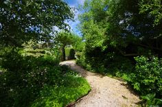 Garden path at Bikheads Secret Garden