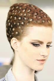 Cheetah hair