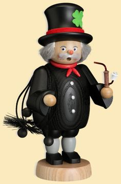 German Gift House - Chimney Sweep Smoker, $89.00 (http://germangifthouse.com/chimney-sweep-smoker/)