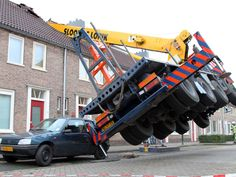 Crane proposal in the Netherlands a smashing success - THE INDEPENDENT #Crane, #Smash
