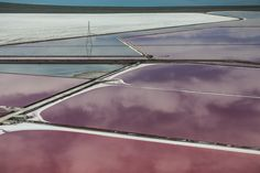 These images were taken from a small plane over the salt flats and bay lands south of San Francisco and are a part of an ongoing book project: Window Seat, The Art of Digital Photography and Creative Thinking. For more information: https://itunes.apple.c…
