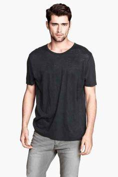 T-shirt en lin H&M 9.95€