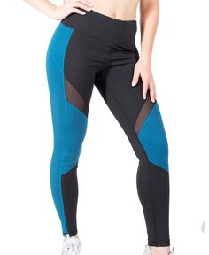 Slip into our Black Turquoise Color Block Workout Leggings for the ultimate high waist, sweat wicking and hip hugging experience. Turquoise Color, Teal Blue, Marathon Running Motivation, 15 Minute Workout, Blue Block, Running Inspiration, Marathon Training, Track And Field, Black Canvas