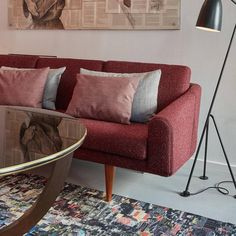 Diary I is a compilation of all the images Broekman has sampled in her work so far. Love Seat, Carpet, Couch, Furniture, Design, Home Decor, Settee, Decoration Home, Sofa