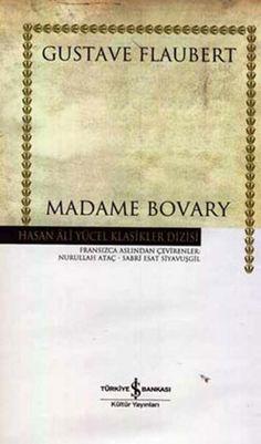 Madame Bovary - Hasan Ali Yücel Klasikleri   D&R - Kültür, Sanat ve Eğlence Dünyası