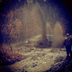 Now that's mudding lol