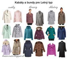 Zopár tipov ako na výber zimného kabáta, bundy... | Aura beauty