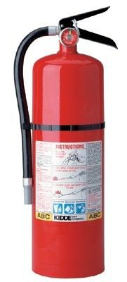 ProLine™ Multi-Purpose Dry Chemical Fire Extinguishers - ABC Type - pro 20lb.tcm-2 fire extinguisher tri-class abc