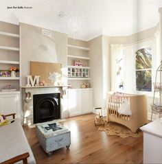 decorology: Adorable, charming kid's rooms