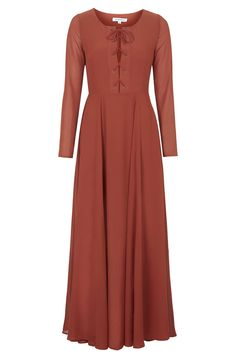 Photo 1 of **Tie Neck Maxi Dress by Glamorous Dresser, Glamorous Dresses, 70s Fashion, Fashion Company, Asos, Topshop, Cold Shoulder Dress, Glamour, Tie