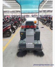 dịch vụ sửa máy quét rác tại Tp.HCM