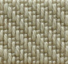 The Double Woven Stitch is worked similarly to the standard Woven Stitch . It closely resembles a twill textile weave. It's easy to stitch, makes a nice filling stitch, and can be used in border areas as well.