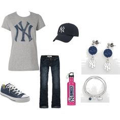 YANKEES!! new york yankees outfit f6860288abc