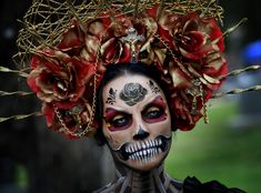 Day of the Dead | Mexico's Day of the Dead celebrations get an extra dose of ...