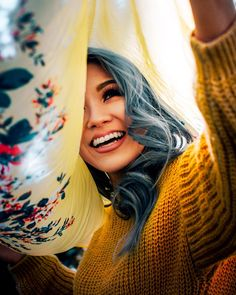 Colorful Lifestyle Portrait Photography by Marco Trinidad #art #photography #Portrait Photography