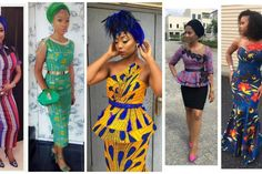 Ankara fabric continues to maintain a trend we just can't help but love, hence we have to keep up with the amazing styles fashionistas are rocking. We all love the…