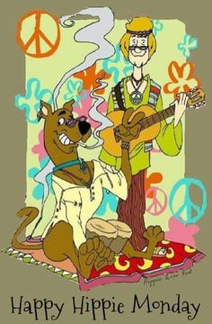 ☮ American Hippie ☮ Happy Hippie Day!  .... Monday