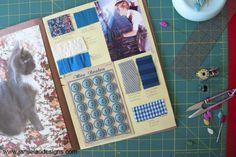 Jamie Lau's Dress Project: Color Palette and Textile Design Inspiration