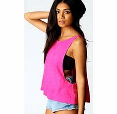 boohoo Lottie Basic Drop Arm Vest - cerise azz60260 A bright drop arm vest will give you extra style points. http://www.comparestoreprices.co.uk/womens-clothes/boohoo-lottie-basic-drop-arm-vest--cerise-azz60260.asp