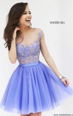 3f7142a4ef Sherri Hill 11171 Dress - MissesDressy.com