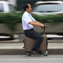 Mala motorizada