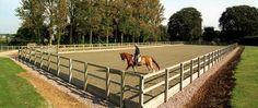 equine arena build